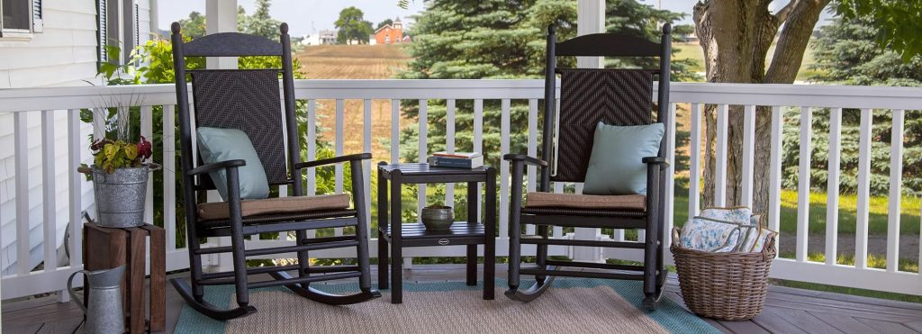 Front Portch Patio Furniture Polywood