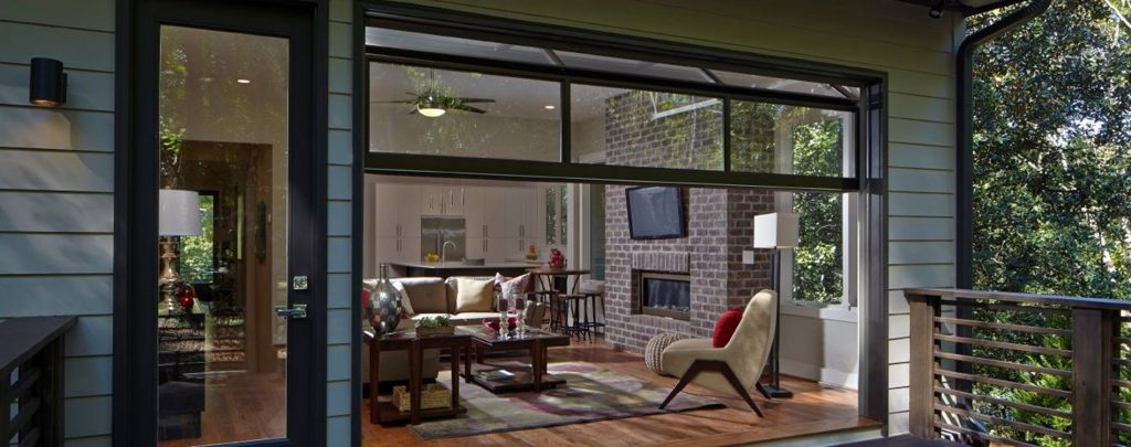 Garage Door Living Room Garage Door Living Room Glass Garage Door