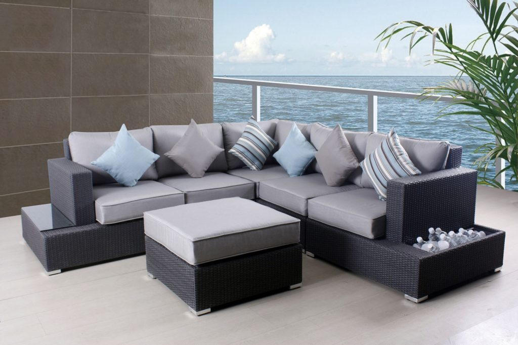 Gorgeous Gray Patio Furniture Fashionable Grey Patio Furniture
