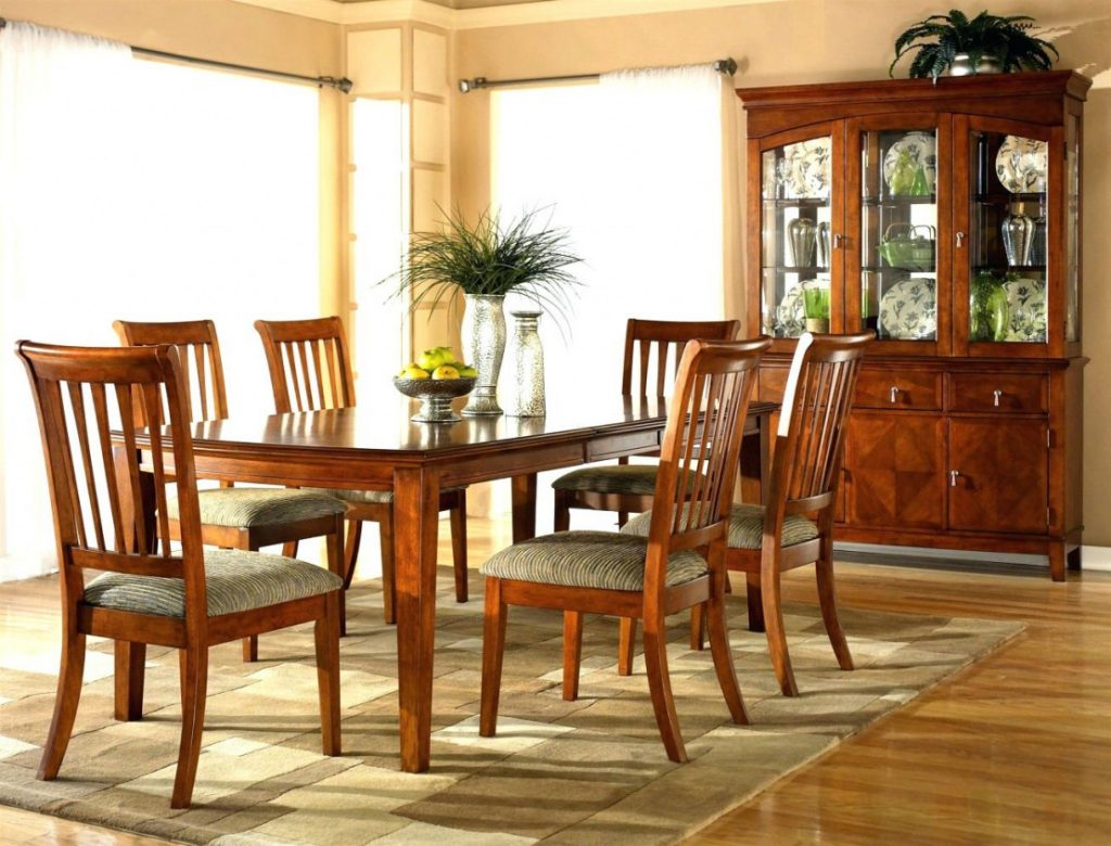 Gorgeous Inspiration Cherry Wood Dining Room Chairs 17