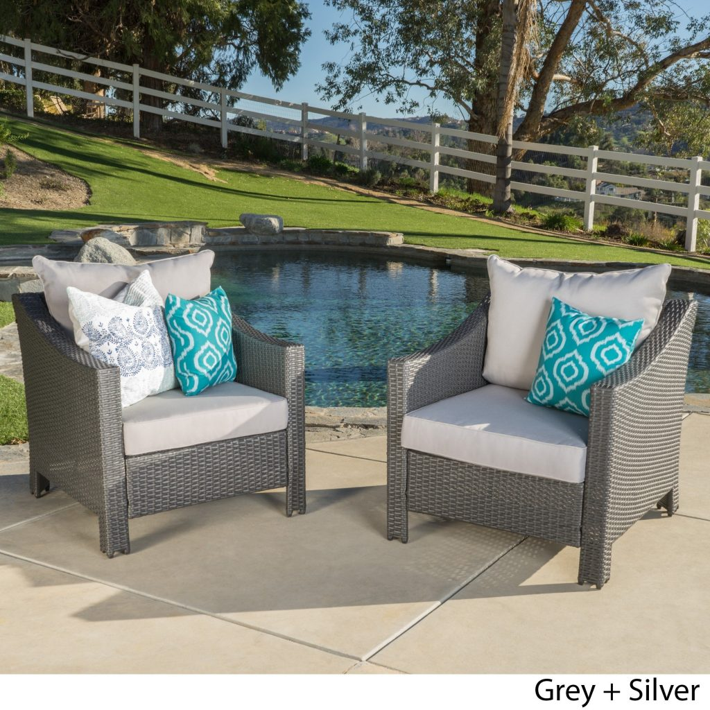 Grey Patio Furniture Find Great Outdoor Seating Dining Deals