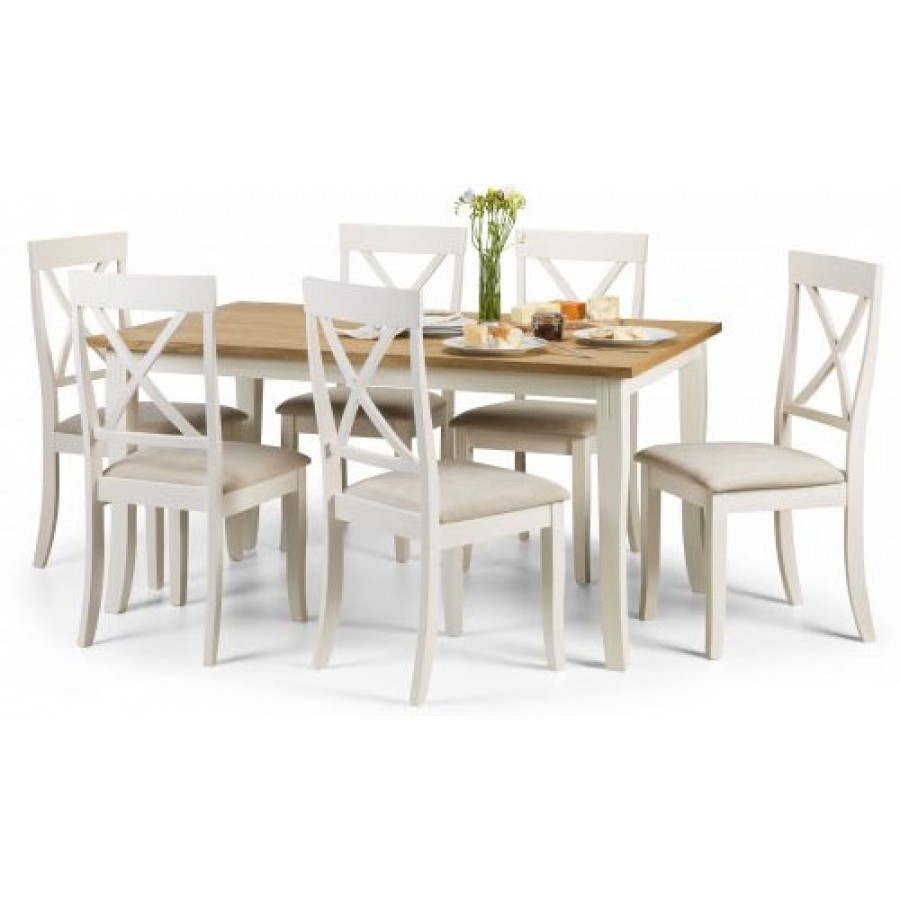 Hayden Dining Table 6 Dining Chairs Dining Sets Hanleyss Furniture