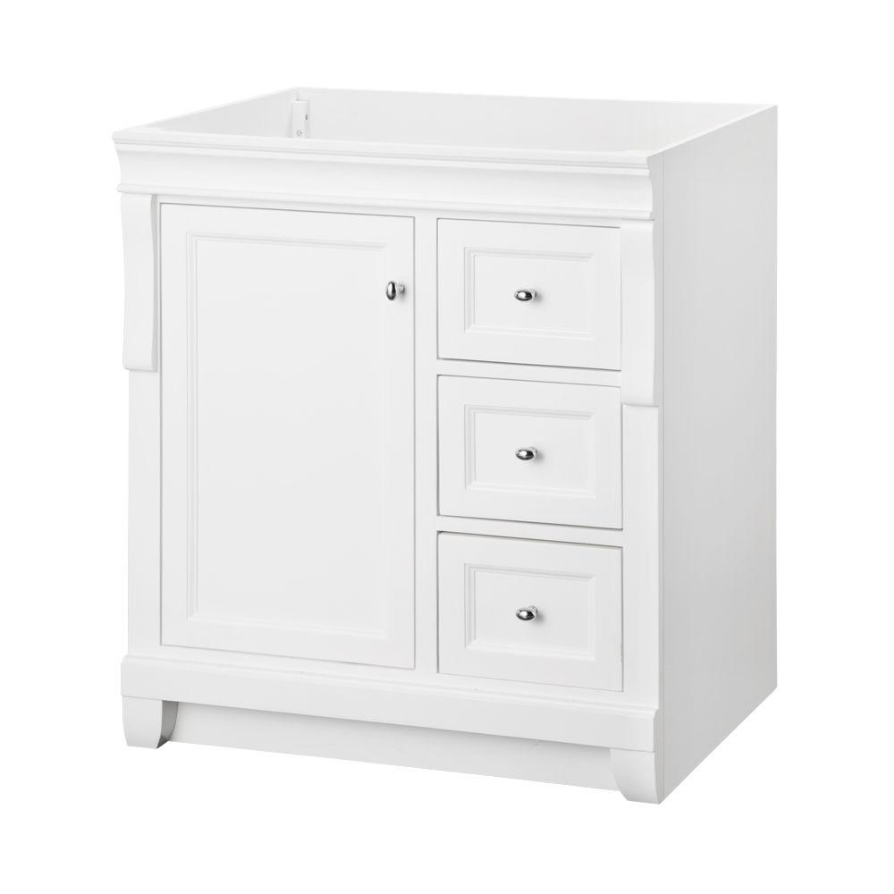Home Decorators Collection Naples 30 In W X 2175 In D Bath Vanity