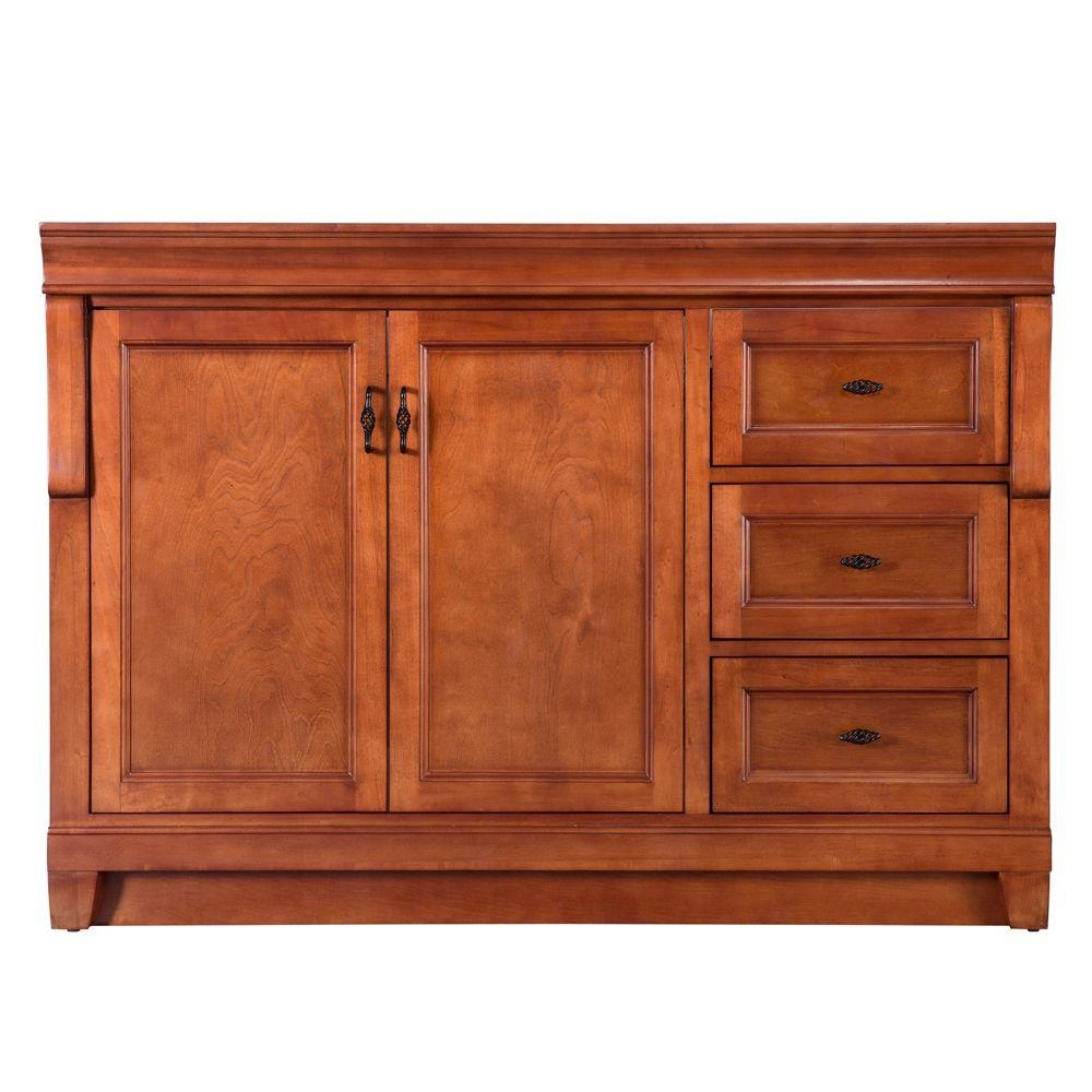 Home Decorators Collection Naples 48 In W Bath Vanity Cabinet Only