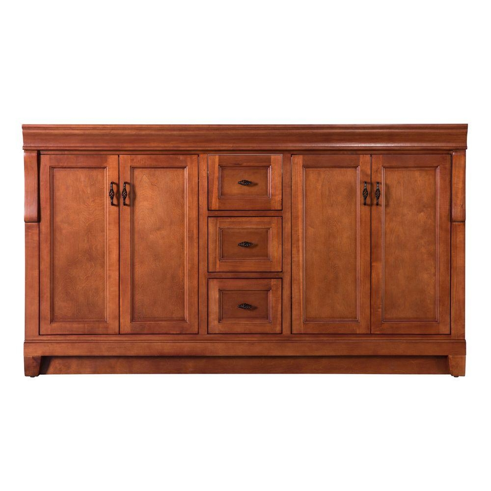 Home Decorators Collection Naples 60 In W Bath Vanity Cabinet Only