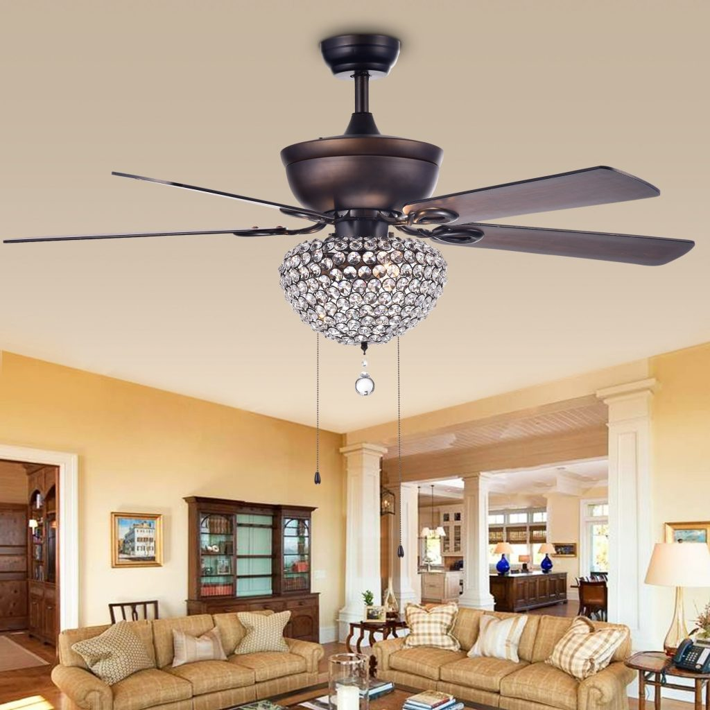 House Of Hampton 52 Netter 5 Blade Ceiling Fan Reviews Wayfair