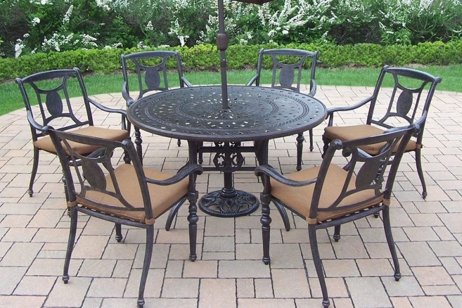 How To Clean Wrought Iron Patio Furniture Overstock