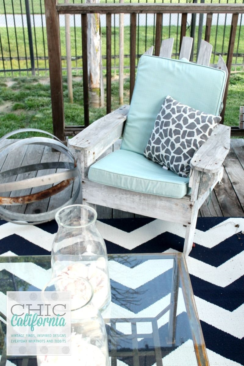 How To Clean Your Outdoor Furniture Cushions Cleaning Outdoor