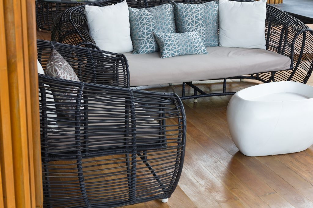 How To Use Outdoor Furniture Indoors