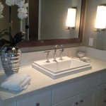 Bathroom Quartz Countertop