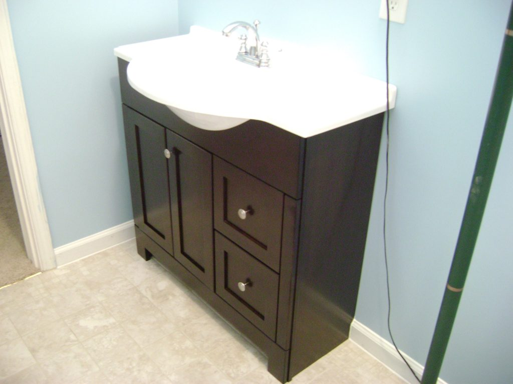 Installing A Bathroom Vanity Hgtv Charming Ideas How To Install