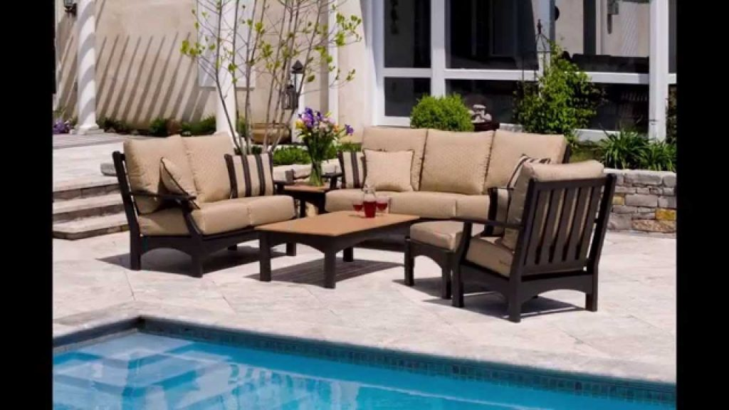 Introduction To Breezesta Polywood Patio Furniture Youtube