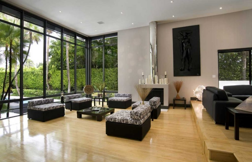 Japanese Living Room Design Inspired Style Small House Rooms