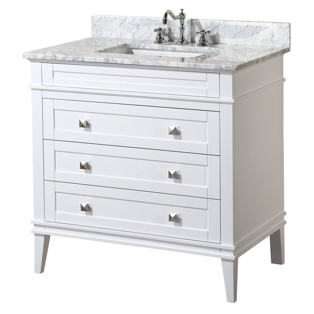 Kbc Eleanor 36 Single Bathroom Vanity Set Reviews Wayfair