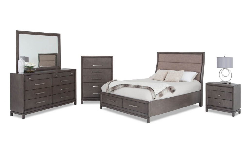 Kendall Bedroom Set Bobs Discount Furniture