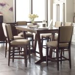 Kincaid Furniture Elise 7 Pc Counter Height Dining Set Northeast
