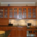 Kitchen Design Glass Cabinets