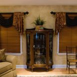 Kitchen Dining Room Curtains Elegant Valance Curtains In Kitchen