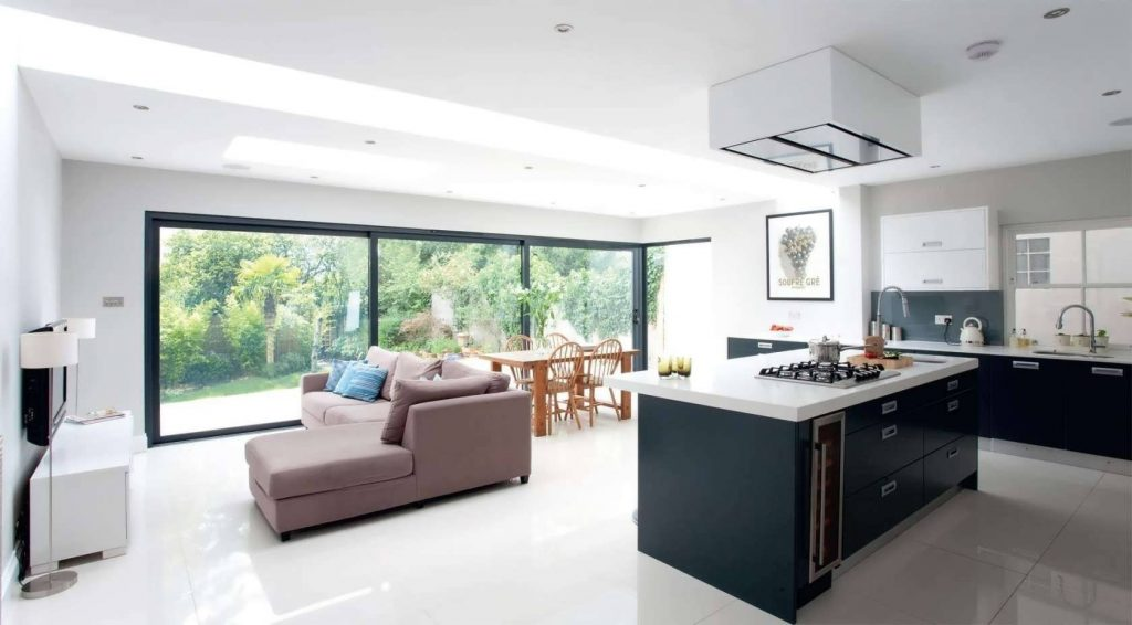 Kitchen Living Room Ideas Uk With 6 Perfect Open Plan Extension