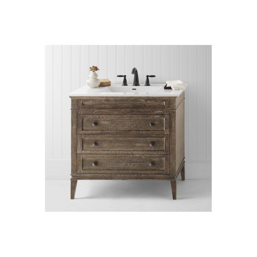 Laurel 36 Single Bathroom Vanity Set 2200 And Out Of Stock At