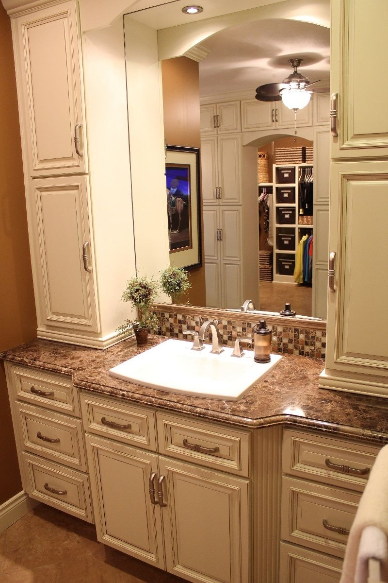 Lenox Country Linen Cabinet Pictures Bathrooms In 2018 Pinterest