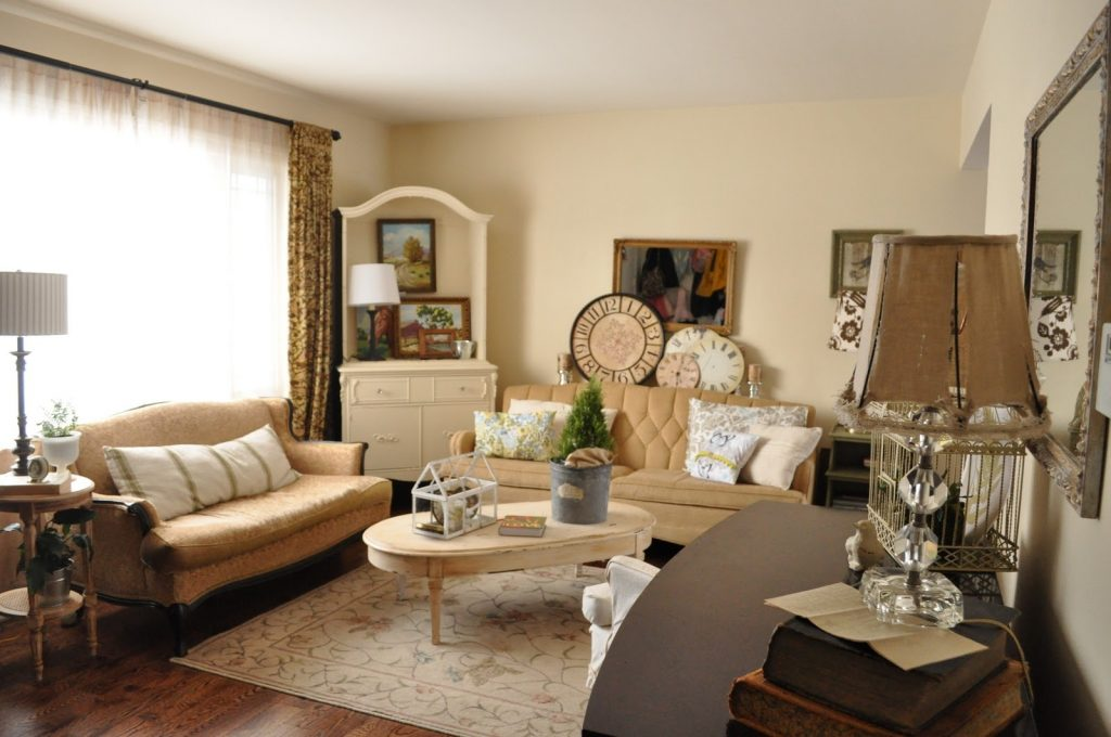 Living Room Luxury Classic Living Room Furniture Design Sets