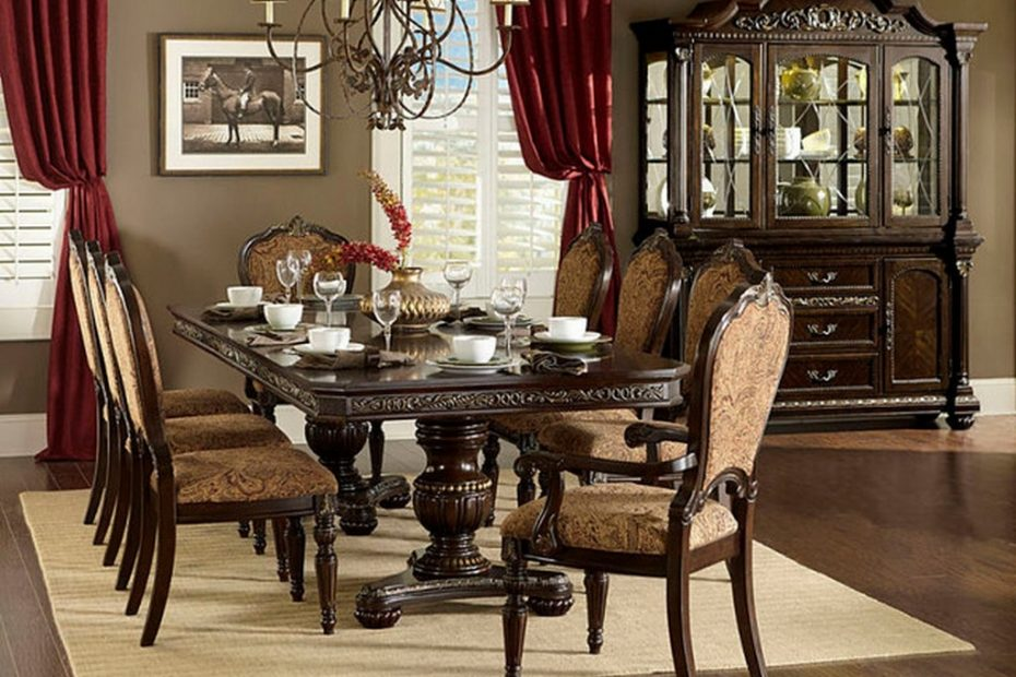 Luxury El Dorado Furniture Dining Room Esescatrina