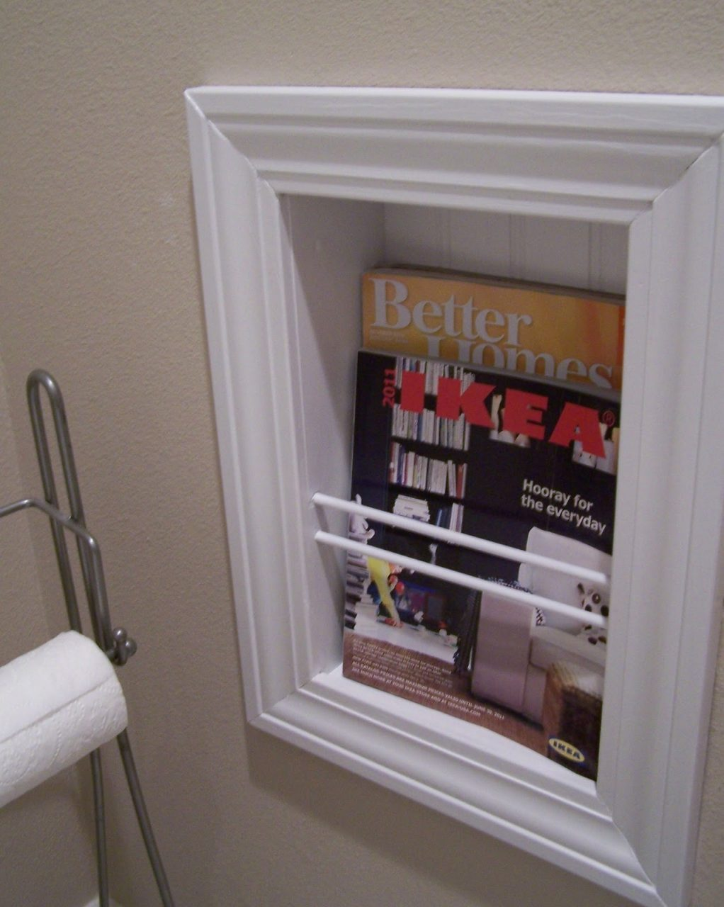 Magazine Rack For Bathroom Tuckr Box Decors Making A Magazine