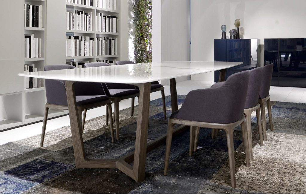 Marble Dining Room Table The New Way Home Decor Marble Dining
