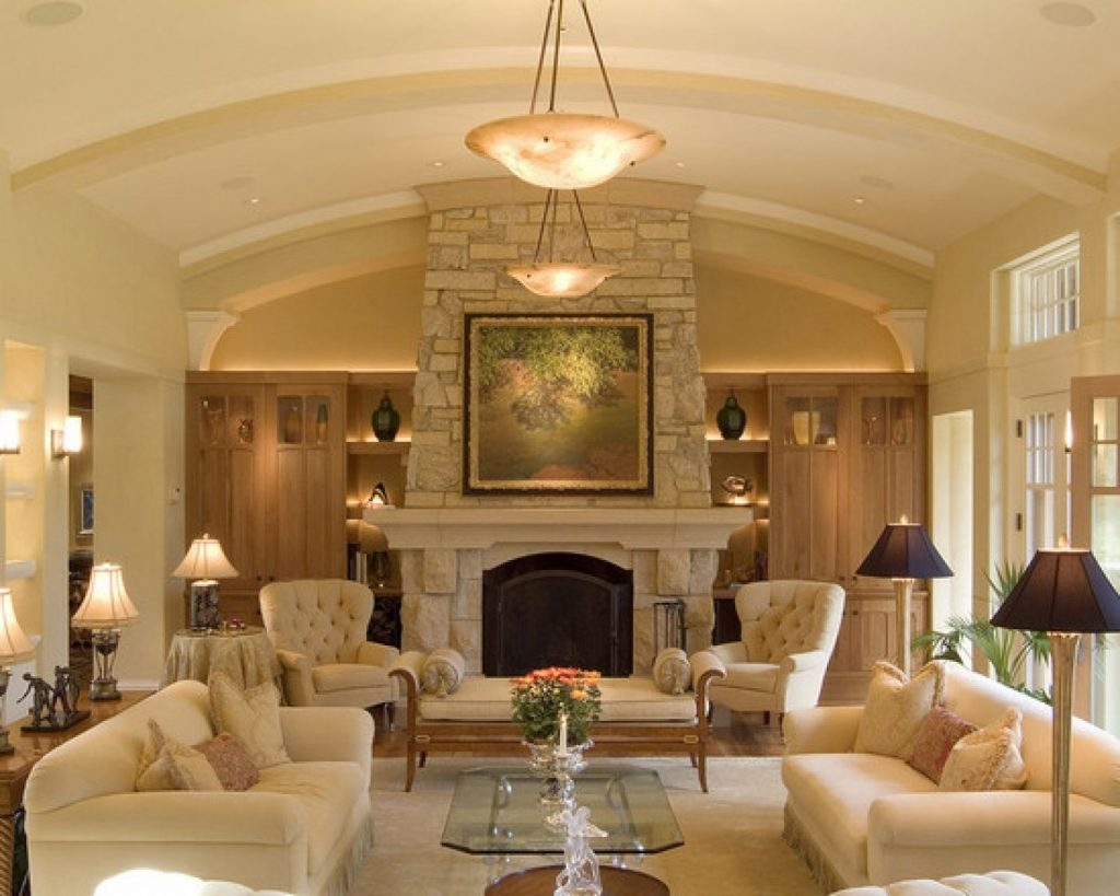 Marvellous Classic Living Room Design Also Interior Classic Style
