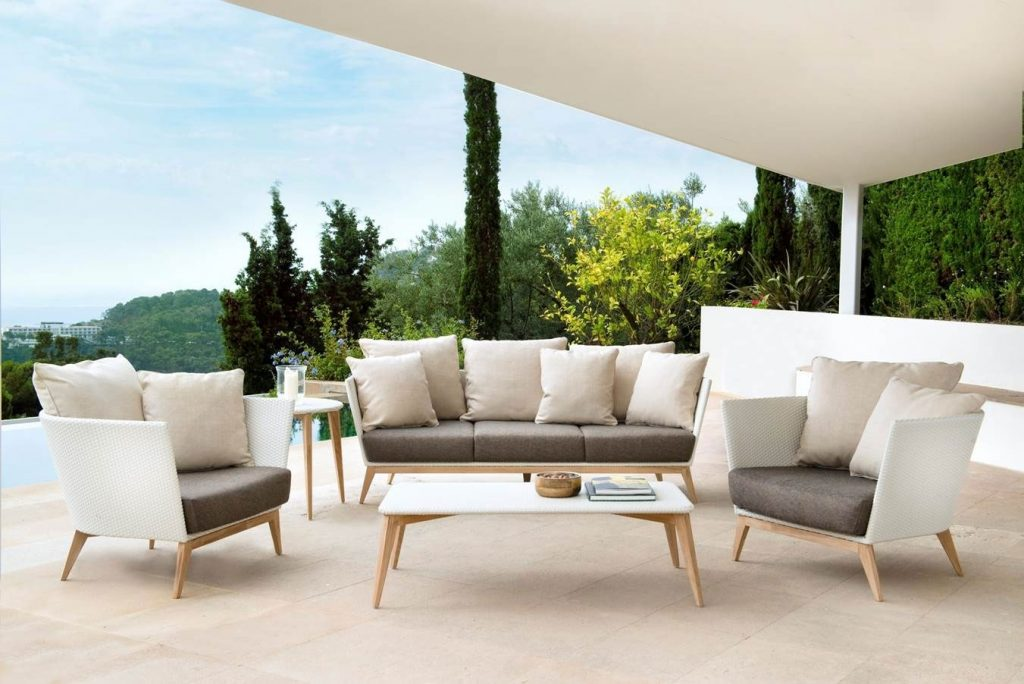 Modern Luxury Outdoor Patio Furniture With High End Outdoor