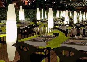 Outdoor Restaurant Design Images