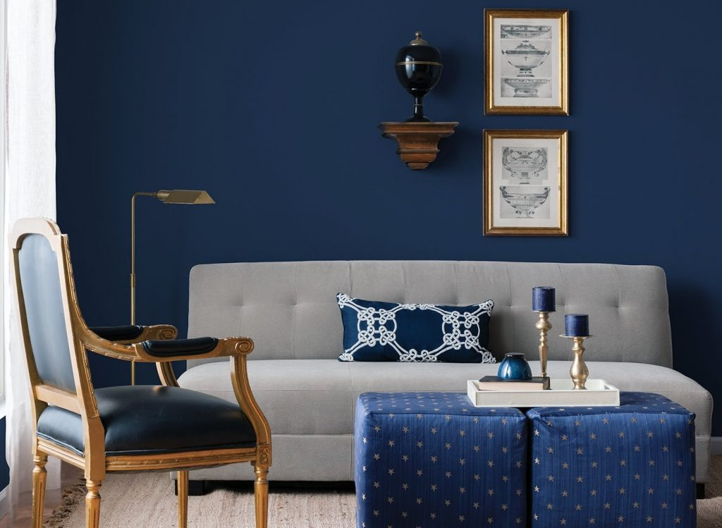 Navy Blue Living Room Ideas Youtube