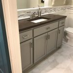 Bathroom Vanities Gray Color