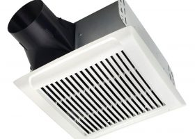 Bathroom Exhaust Vent