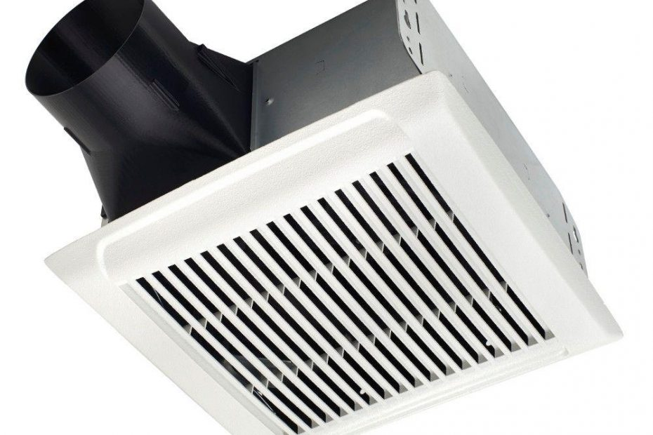 Nutone Invent Series 80 Cfm Ceiling Bathroom Exhaust Fan Arn80 The