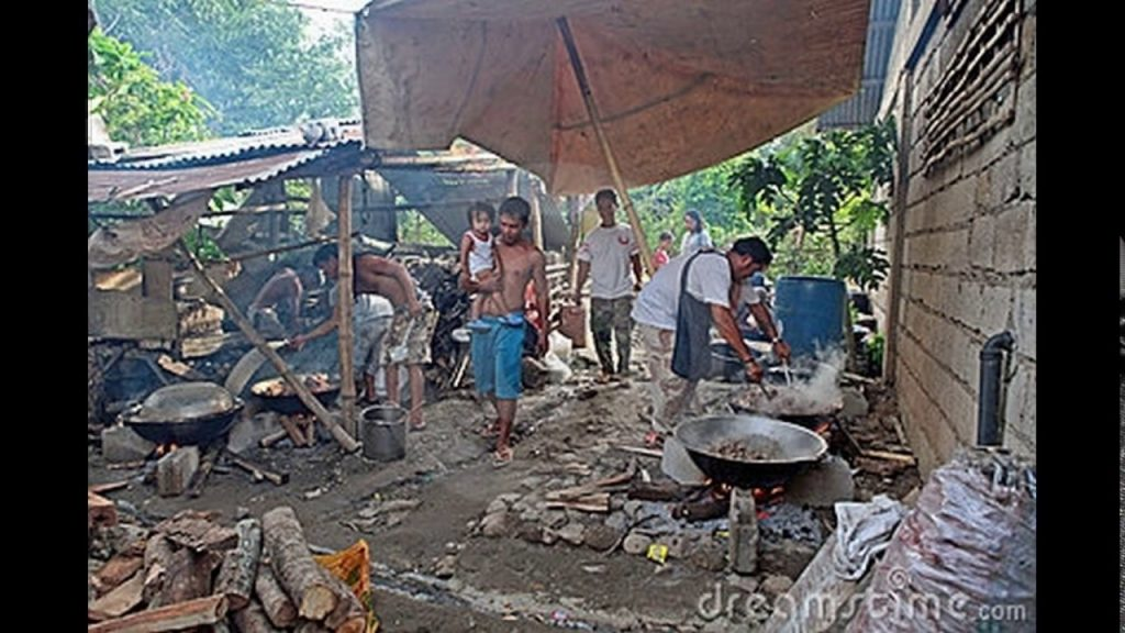 Outdoor Dirty Kitchen Designs Philippines Youtube