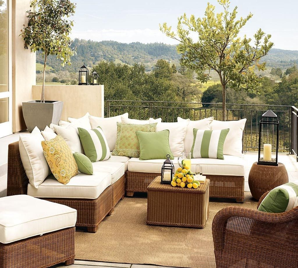 Outdoor Furniture Cleaning Boston