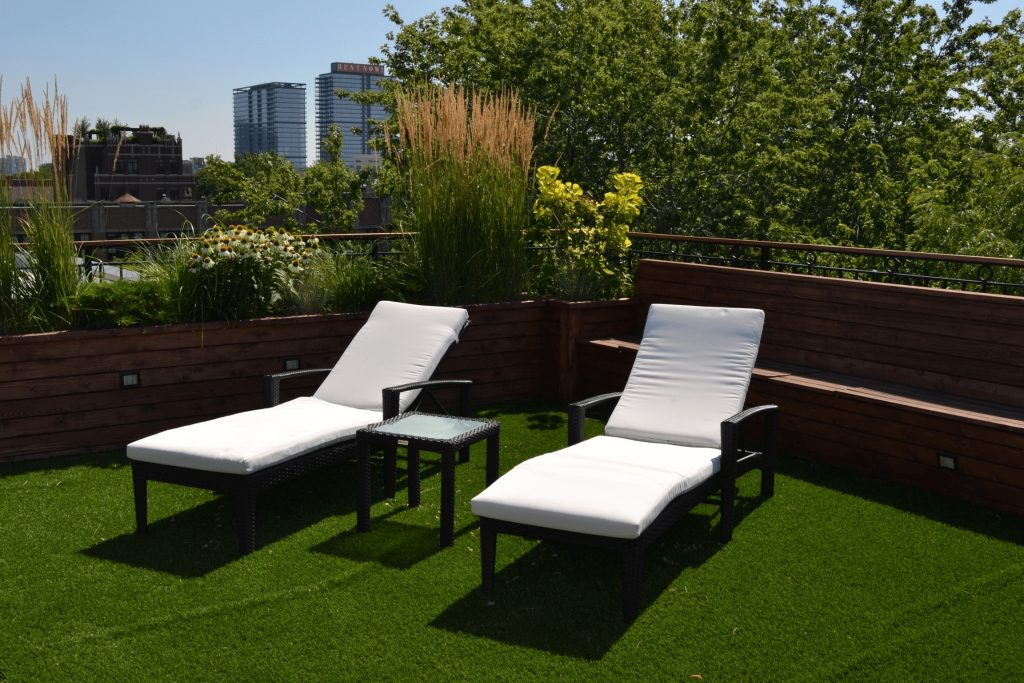 Outdoor Patio Furniture Chicago Urban Rooftops Chicago Roof Decks