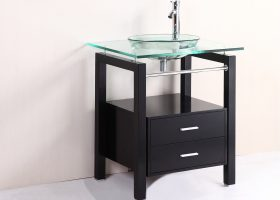 Bathroom Vanities Glass Bowl Sinks