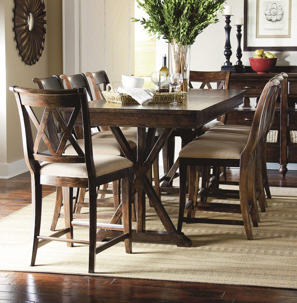 Pub Style Dining Room Sets Seirtec