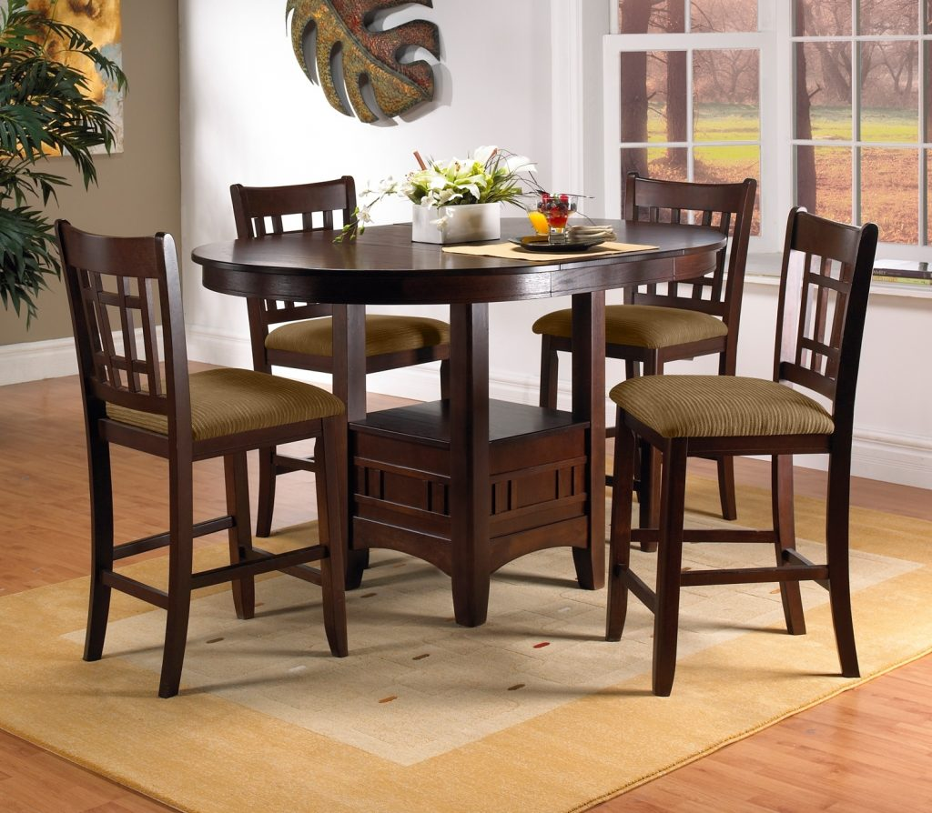 Pub Style Dining Room Table Theradmommy