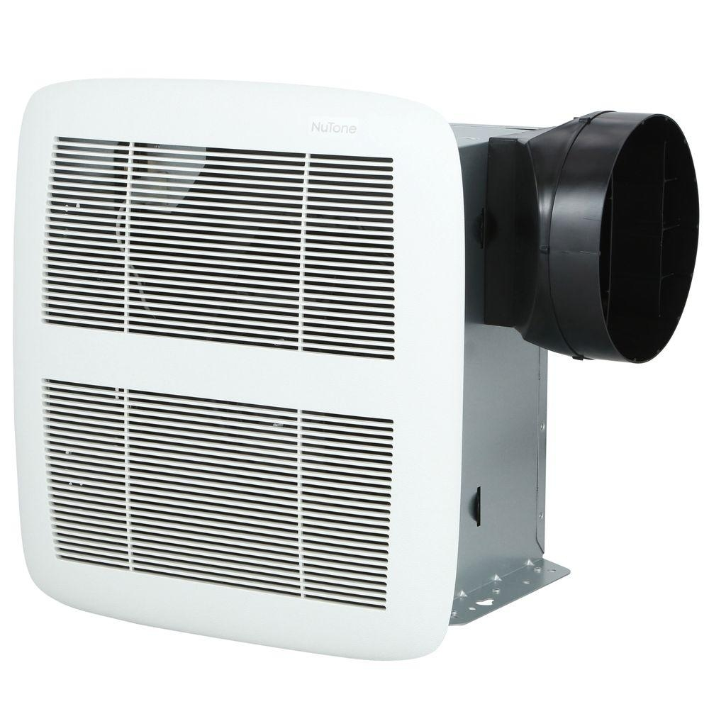 Qt Series Very Quiet 80 Cfm Ceiling Bathroom Exhaust Fan Energy