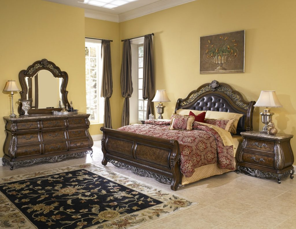 Queen Bedroom Furniture Sets For King Hearted People