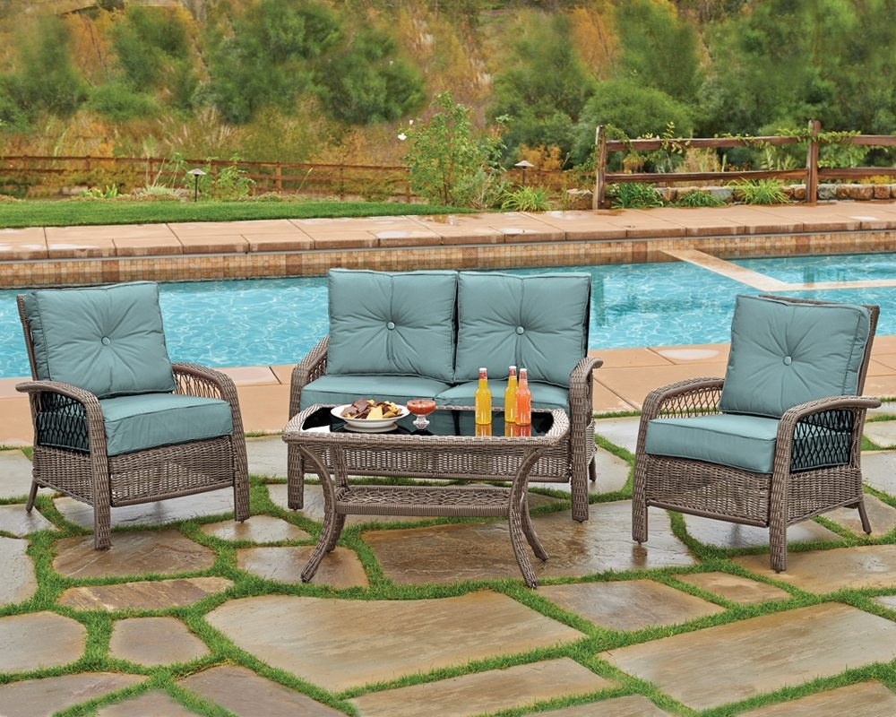 Resin Wicker Patio Furniture Green Acres Outdoor Living