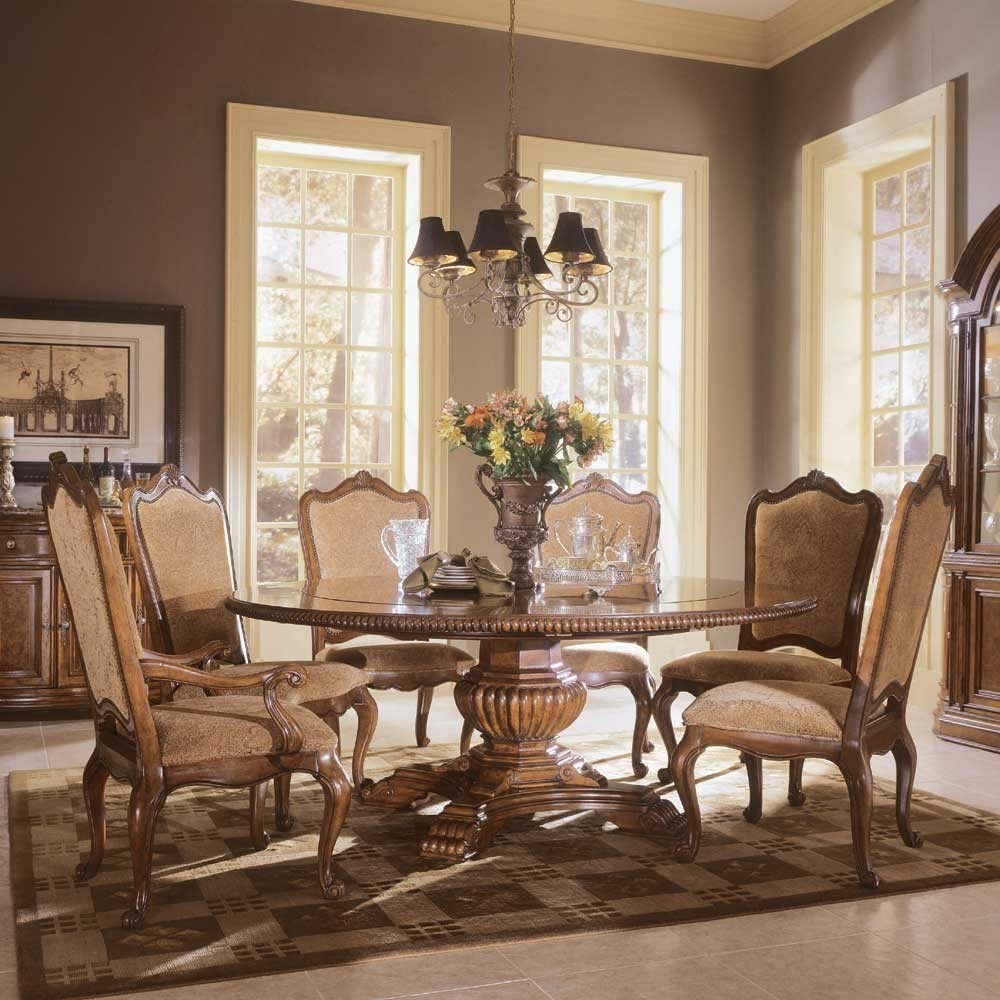 Round Formal Dining Room Sets Bluehawkboosters Home Design
