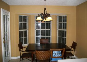 Dining Room Hanging Light Fixture