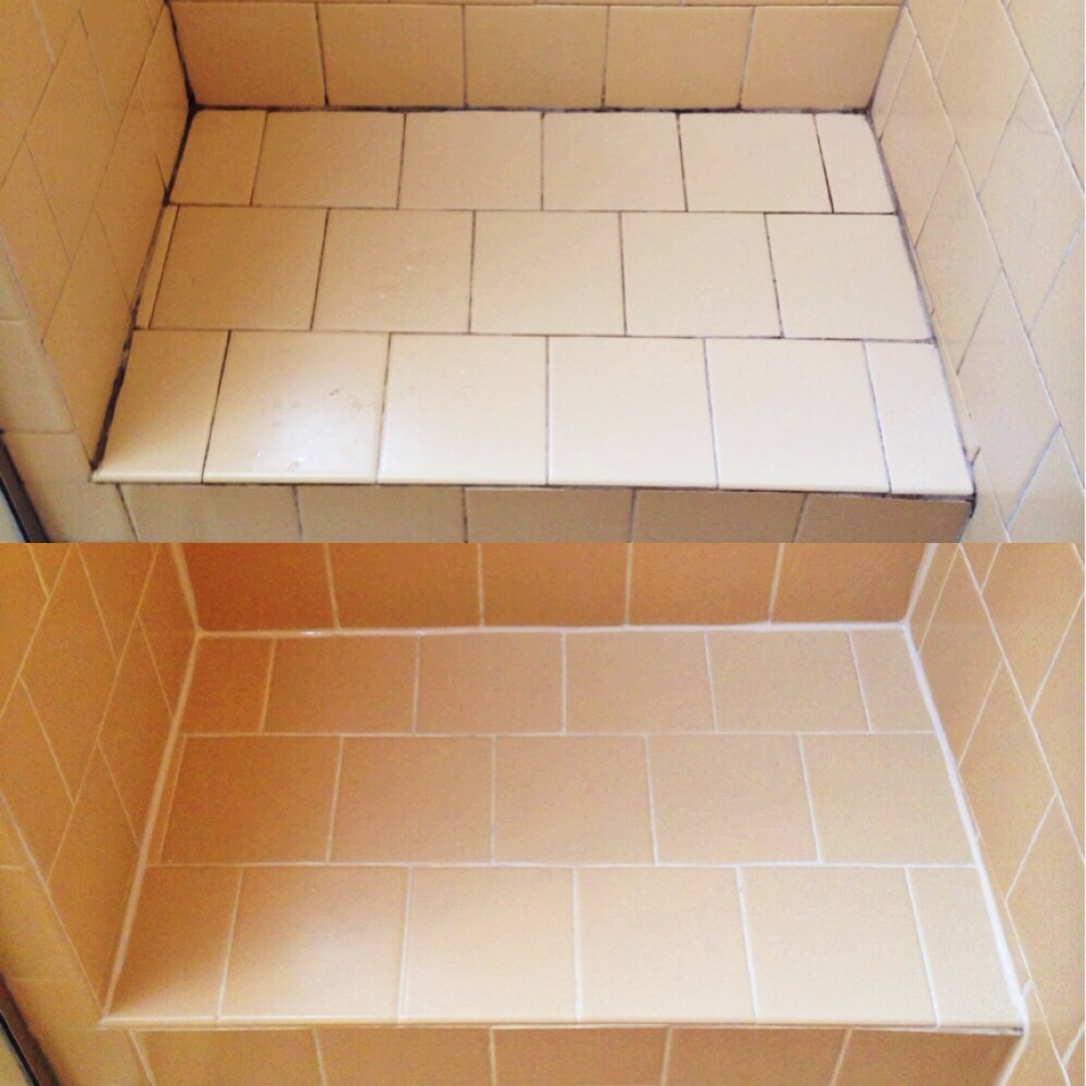 Sealing Tile Grout Shower Floor Floor Tile Decoration Ideas