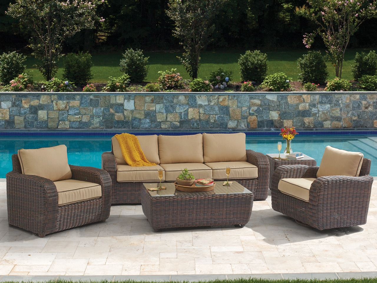 Seating Sets Fortunoff Backyard Store Layjao