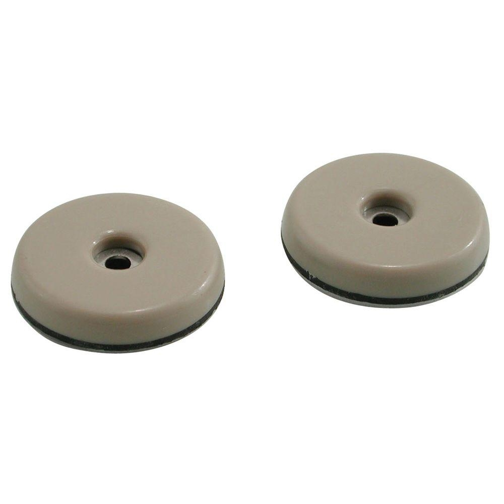 Shepherd 1 In Adhesive Furniture Glides 8 Per Pack 9452 The